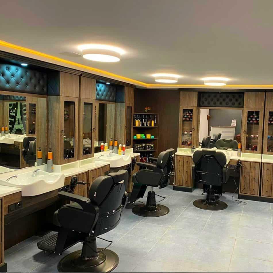 Friseursalon in Landeck